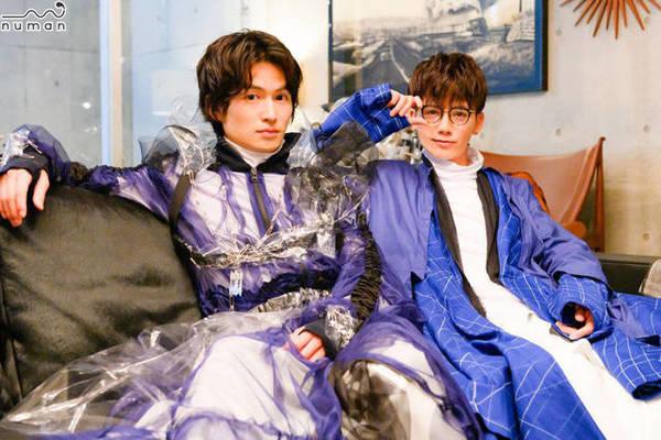 松田凌×小野健斗、4年ぶりの共演は「ヒューマンドラマ?」「サスペンス!」 『即興演技サイオーガウマ』