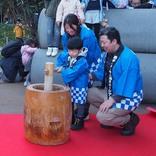 藤子・F・不二雄ミュージアムで「おもちつき」♪ドラえもんたちと新春を過ごそう!