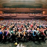 BOYS AND MEN、【ボイメン学園 文化祭】&サプライズ発表に4,500人歓喜