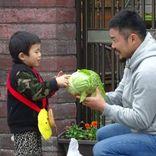 ラグビー日本代表・田中史朗、息子の『はじめてのおつかい』見守る