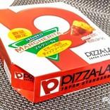 おなじみの箱でパーティー気分が盛り上がること必至のセブン限定『ピザーラピザBOXトルティーヤチップス&ソース』!