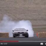 スタンフォード大学の自動でドリフト走行するデロリアン「MARTY」が最新のドリフト走行映像を公開
