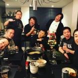 岡村、今田、又吉「アローン会」鍋パーティー 「徳井さんは?」「写真撮ってるのはきっと…」の声も