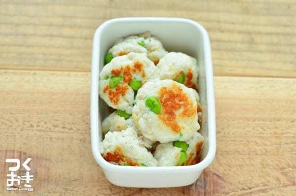 お弁当にはんぺん料理でふわふわレシピ《副菜》3