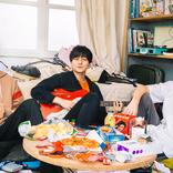 ハンブレッダーズ、新曲「ユースレスマシン」が間宮祥太朗ら出演ドラマ『エ・キ・ス・ト・ラ!!!』の主題歌に決定
