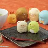 『すみっコぐらし』が和菓子になった♪ 可愛くて美味しい「しろくま」&「ぺんぎん?」