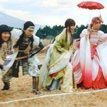 「三太郎」シリーズ、お正月の新CMは自由すぎ!?鬼ちゃんの合図で走り出す