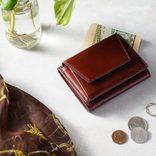 小さくても収納力バツグン!大人女子におすすめの革財布