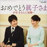 眞子さまと小室圭さんの結婚騒動に決着か 2月には何らかの発表