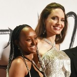 アンジェリーナ・ジョリー、娘2人と共にエチオピア初の女性大統領と対面果たす