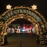 会場に響くクリスマスソングでノリノリ!ライン川のほとりドイツ・コブレンツのクリスマスマーケット
