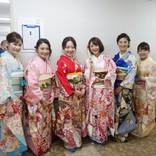 水卜麻美アナに「貫禄を感じる」 日本テレビ女性アナウンサーが振袖姿で勢ぞろい