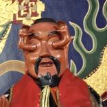 【目から手】「中華の神様」がヤヴァイ / 台湾などで信仰「甲子太歳金辨大将軍」の目から手が生えている理由