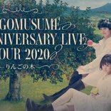 2020年でデビュー20周年!RINGOMUSUME(りんご娘) 、過去最大規模のツアーを発表!!