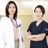 今夜スタート『アライブ』 松下奈緒&木村佳乃、2人の医師ががん患者と向き合う