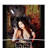 人気声優・たかはし智秋さん&巨大ジガバチのセクシーすぎるカレンダーも! 劇場版『巨蟲列島』グッズをまとめてご紹介