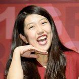 横澤夏子、出産に向けボブにヘアチェンで「脱ブルゾンちえみ」に成功!?