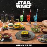 「スター・ウォーズ」ミュージアム形式のスペシャルカフェ、東京や大阪などに期間限定オープン