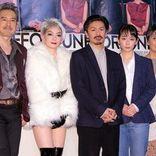 森田剛、吉岡里帆の印象は見た目と違って「男っぽい」