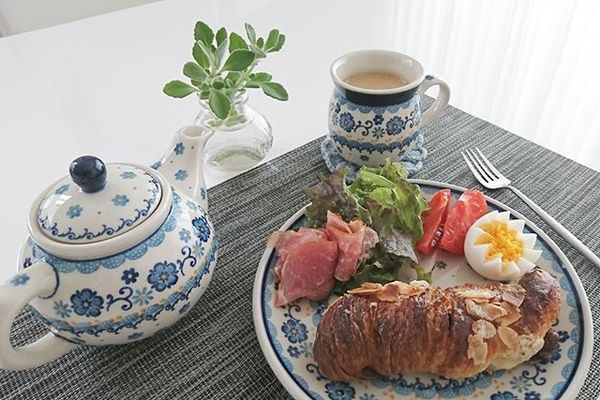 お家カフェの主役、お気に入りの食器たち3