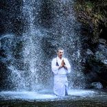 伊藤英明 極寒の滝行に挑戦、声も出せないほど過酷な撮影