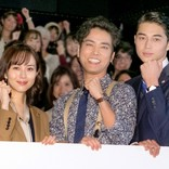 桐谷健太、東出昌大に「身長さえ低かったらずっとなでなでしてる」