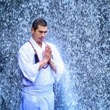伊藤英明、極寒の滝行に挑む姿が公開! 『病室で念仏を唱えないでください』