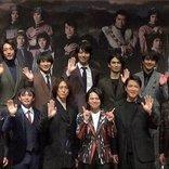 ミュージカル『チェーザレ』製作発表!中川晃教主演で贈る、日本発の本格ミュージカル