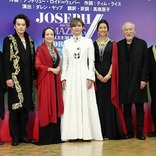 薮宏太、先輩からのつっこみにあたふた 後輩の元木湧は緊張でカミカミ ミュージカル『ジョセフ・アンド・アメージング・テクニカラー・ドリームコート』製作発表