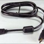 HDMIケーブルにカモフラージュした会話用発信機