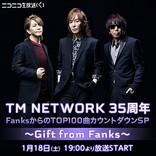 TM NETWORK、35周年記念べストアルバムにファン投票70曲を収録