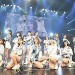 "HKT48 TDCコンサート ""100分センター""村重杏奈に会場爆笑、次章センターは田中美久"
