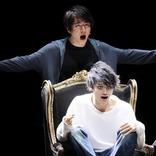 『デスノート THE MUSICAL』いよいよ開幕! 村井良大、甲斐翔真、髙橋颯、吉柳咲良が「ワクワクしながらこの日を待っていた」