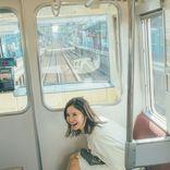 """市川紗椰 待望の""""鉄道本""""を出版「ときにゆるく、ときにマニアックに」"""