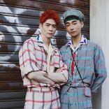 星野源の新曲MVに出演、世界的モデルの2人組Taiki&Noahが話題