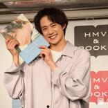 前川優希1st写真集「優しい花と笑い声」、いつかエーステの俳優仲間を撮影してみたい…発売記念会見レポ!