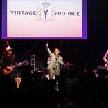 <ライブレポート>ヴィンテージ・トラブル、オープニングから興奮の坩堝に包まれた大阪公演をレポート