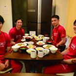 【もぐもぐ】綿密な献立で食でも選手の活動を支えるコナミスポーツ体操競技部