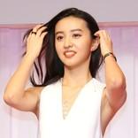 Koki,、胸元ざっくりドレスでジュエリー賞に喜び「ふさわしい女性に」