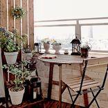 屋外で気持ち良く時間を過ごす♡バルコニー・ベランダ・テラスのおしゃれインテリア☆