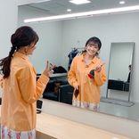 倉科カナ、鏡越しのピース&スマイルにファン悶絶「相変わらず可愛いすぎ」