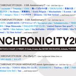 『SYNCHRONICITY2020』ZAZEN BOYS、トクマルシューゴら第3弾&台湾ラインナップを発表