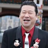 佐藤二朗、ミッキーマウスと初対面!? 『99人の壁 ディズニーSP』