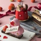 可愛らしさと上品な味。特別な日を演出するバレンタインスイーツ&ベーカリー