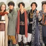舞台「『DECADANCE』-太陽の子-」開始!座長・塩野瑛久はイイカラダでストイック!?