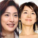 天海祐希が石田ゆり子と「五十路百合同棲」密約(1)視聴率戦争とライバル女優