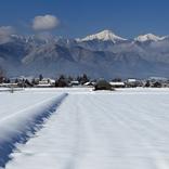 【日本の冬絶景】世界で人気の雪見風呂を洒落込むスノーモンキー 長野県の雪景色