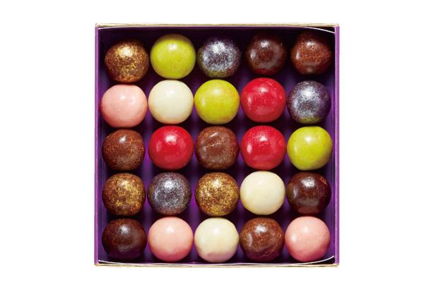 チョコレートライン「パーティーボール」