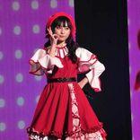 NMB48梅山恋和ソロコン、山内瑞葵を意識「センターを目指したい」