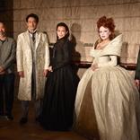 長谷川京子「毎日毎日愛のムチをいただいて...」 森新太郎演出の舞台『メアリ・スチュアート』まもなく開幕へ